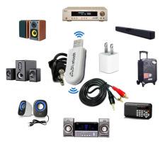 Bộ thiết bị tạo bluetooth đa năng cho dàn âm thanh loa amply (Đen phối Trắng)