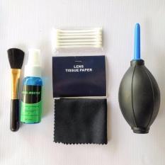 Bộ Vệ Sinh Camera, Lens 6 Món King Master Cleaning Set
