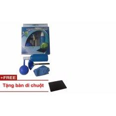 Bộ vệ sinh laptop + KM bàn di chuột