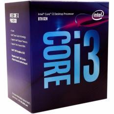 Xem bảng giá (Nhập mã khuyến mãi để nhận ưu đãi )Bộ vi xử lý CPU I3 8100 socket 1151 ( Hàng nhập khẩu ) 11-2017