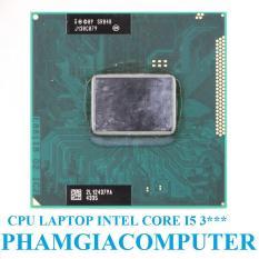 Bộ vi xử lý CPU Laptop Intel Core i5 3210M Up/ 2.50 Ghz Up Tray-Tặng keo tản nhiệt-Hàng nhập khẩu