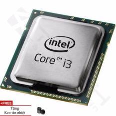 Bộ vi xử lý Intel Core i3 3220 3.30GHz(2 lõi, 4 luồng), Bus 1066/1333/ 1600MHz, Cache 3MB. Kèm quạt chip, Keo tản nhiệt. Hàng Nhập Khẩu, bảo hành 3 năm 1 đổi 1.