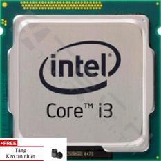 Bộ vi xử lý Intel Core i3 3220 3.3GHz(2 lõi, 4 luồng), Bus 1066/1333MHz, Cache 3MB – Tặng Keo Tản Nhiệt.
