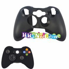 Bọc silicone cho tay Xbox 360(Đen)