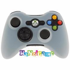 Bọc silicone cho tay Xbox 360(Trắng)