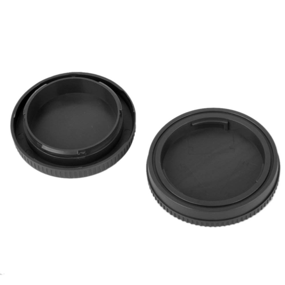 Nơi bán Body Lens Cap and Rear Lens Cap for Sony NEX3 NEX5 Camera - Intl rẻ nhất