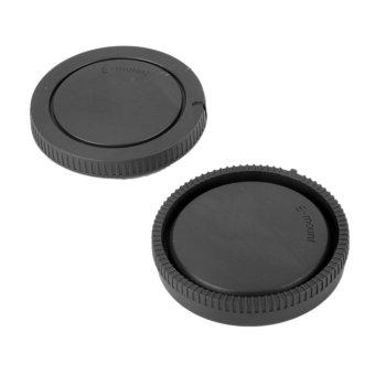Body Lens Cap and Rear Lens Cap for Sony NEX3 NEX5 Camera - Intl ...