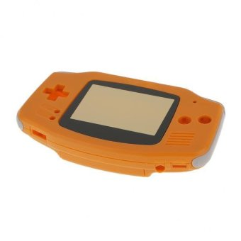 BolehDeals Yellow Housing Shell Case for Nintendo Game Boy AdvanceGBA - intl