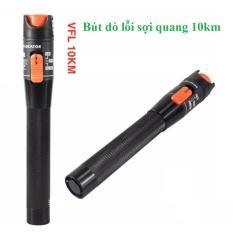 Bút dò lỗi sợi quang VFL 10km (10mW) – Đen