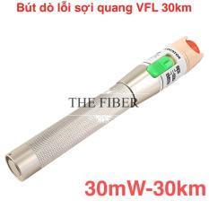Bút dò lỗi sợi quang VFL 30km (30mW) (Vàng)