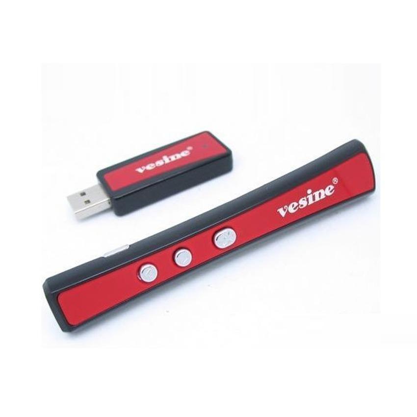 Bút trình chiếu Vesine PP900 (Đỏ)