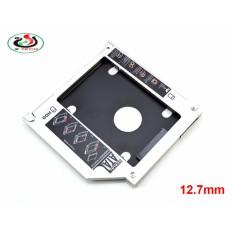 Caddy Bay SATA 3.0 12.7mm gắn thêm ổ cứng cho Laptop SL-127 hợp kim nhôm tỏa nhiệt tốt
