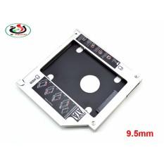 Caddy Bay SATA 3.0 9.5mm gắn thêm ổ cứng cho Laptop SL-95 hợp kim nhôm tỏa nhiệt tốt