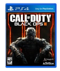 Đĩa game PS4 :Call Of Duty: Black Ops 3