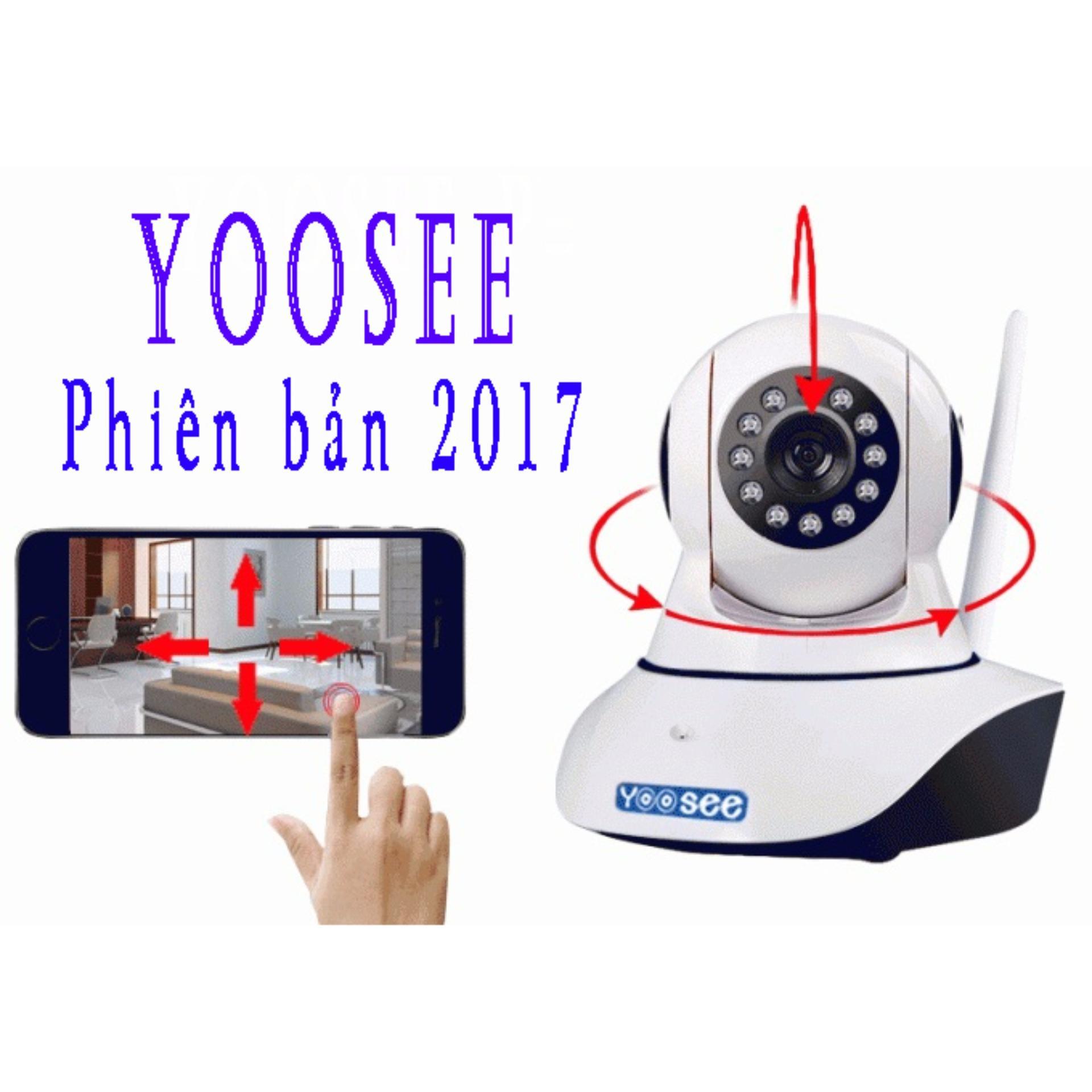 Cách mua Camera an ninh giám sát ngày đêm Yoosee ( Phiên bản 2017 )