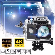 Camera Hành Động 4k Ultra Chống Thấm Nước Full Phụ Kiện Bảo Hành 12 Tháng