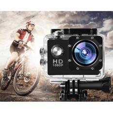 Camera hành động HD 1080P (Đen)