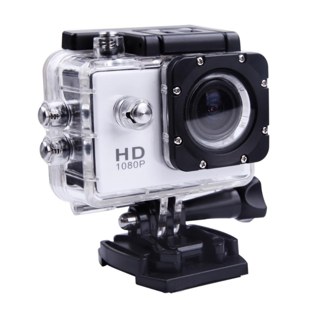 Camera hành động Sports Cam HD 1080P (Bạc)