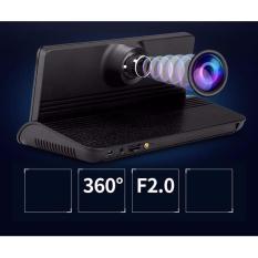 Camera hành trình A8 đặt taplo Full HD IPS 7inch