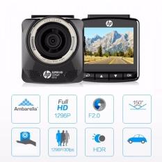 Camera hành trình cho oto xe hơi (thương hiệu Mỹ) HP F515 độ nét cao 1296P