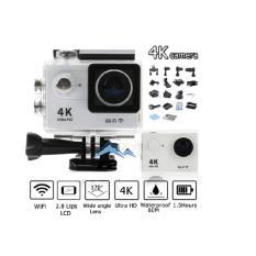 Camera Hành Trình Chống Nước WIFI 4K + Tặng thẻ nhớ 8GB