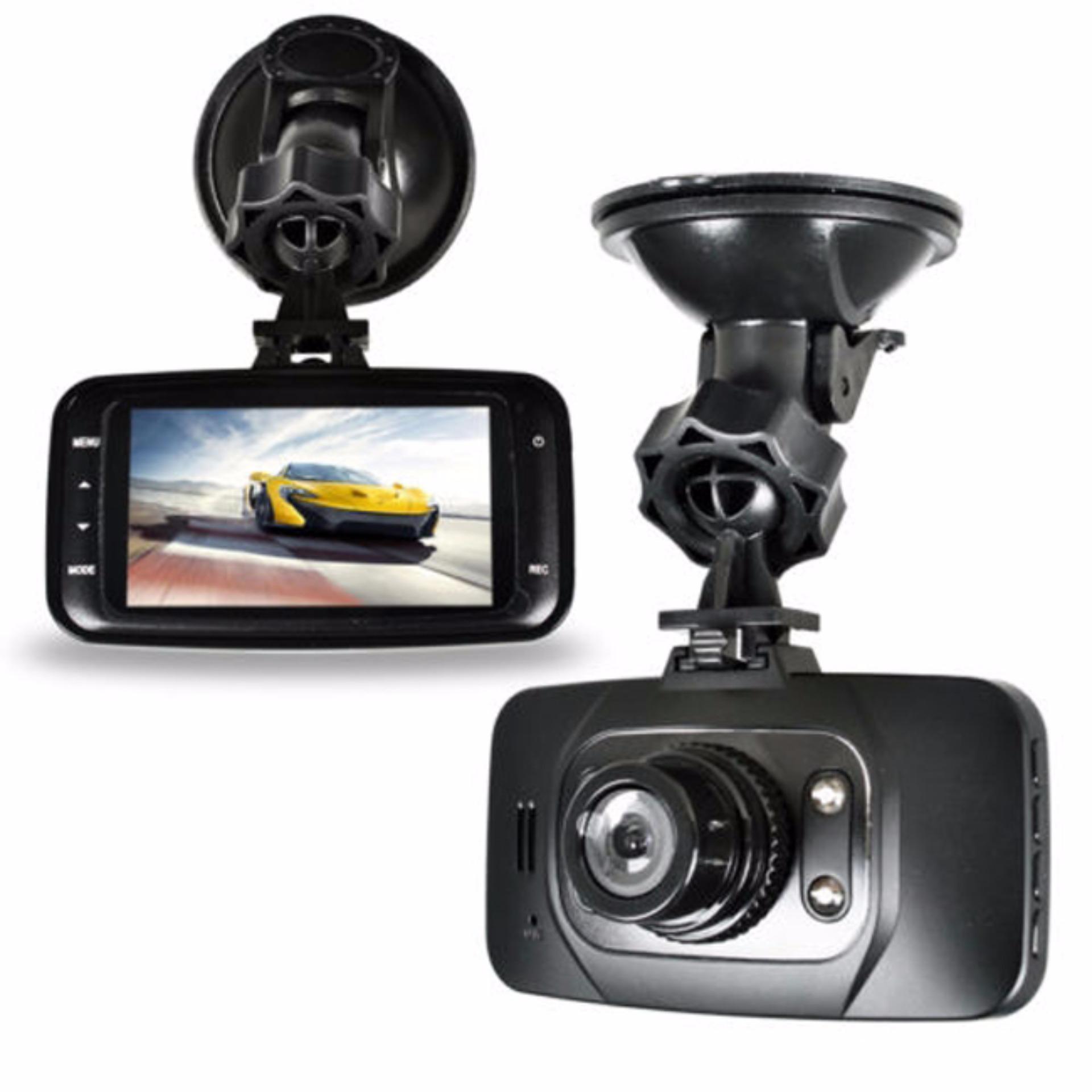 Camera hành trình DTECH GS800L-1080 màu đen