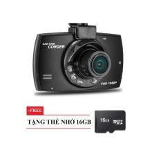 Camera hành trình Full HD DRV GRENTECH + Thẻ nhớ 16GB
