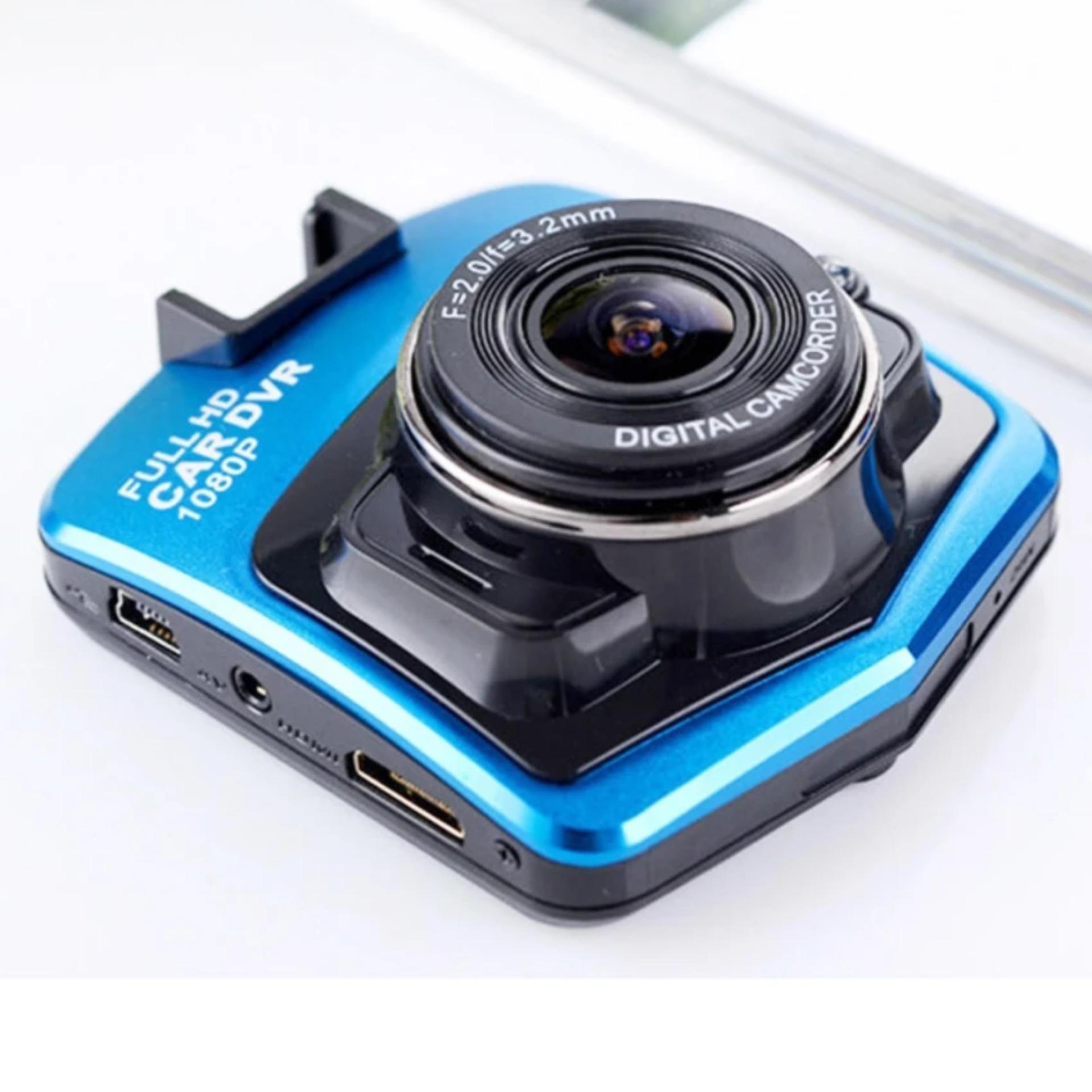Camera Hành Trình Full Hd Ht258 -Al (Xanh)