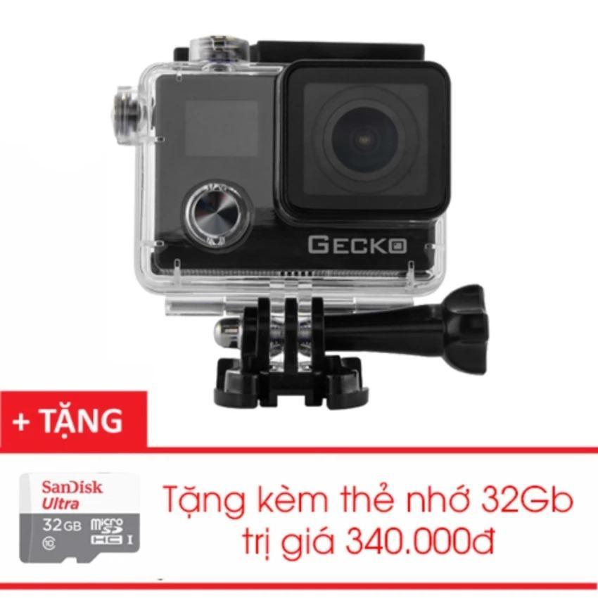 Camera Hành Trình Gecko S1 tặng kèm thẻ 32gb