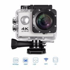 Camera Hành Trình Hỗ Trợ Wifi 4K Ultra HD Chống Nước Full Phụ Kiện