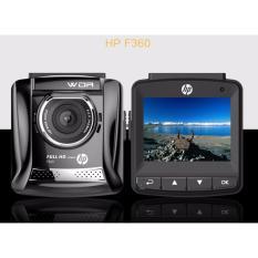 Camera hành trình oto HP – F360 (thương hiệu Mỹ)