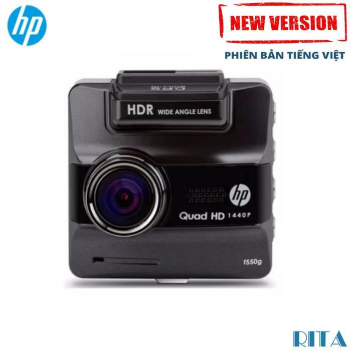 Camera hành trình HP F550G GPS