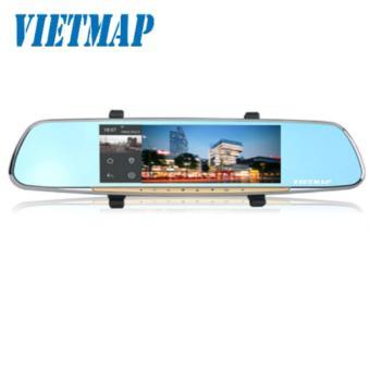 Bán buôn Camera hành trình ô tô + Dẫn đường Vietmap G68 + Thẻ nhớ 64gb