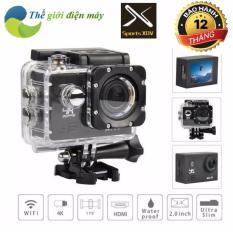 Camera hành trình oto, xe máy XDV 4K wifi