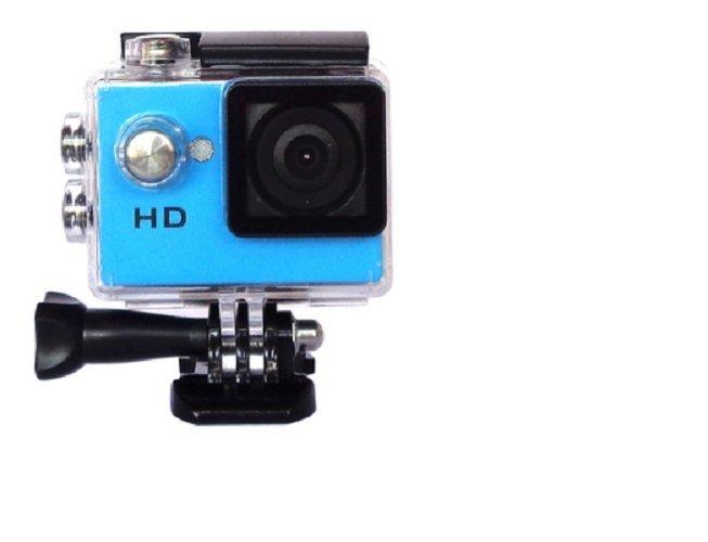 Camera hành trình Sports Cam HD 1080P (Xanh)
