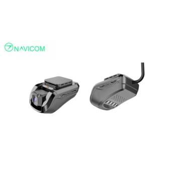 Camera hành trình xe hơi chất lượng cao JC100 Navicom, kiêm bộ phát wifi