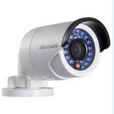 Camera HD-TVI hình trụ hồng ngoại 20m ngoài trời 2MP – lõi thép Hikvision DS-2CE16D0T-IR (Trắng)
