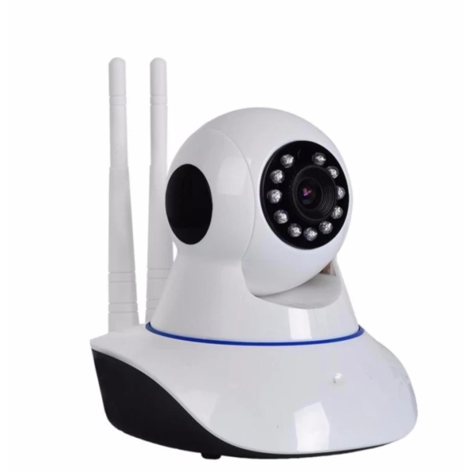 Camera HD Wireless IP Yoosee X8100 xoay 360 độ (Trắng)