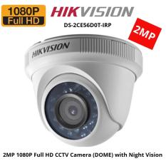 Camera Hikvision HD-TVI DS-2CE56D0T-IRP 2MP