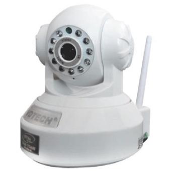 Camera IP ROBO VDT-126PTW 1.0 ( Trắng)