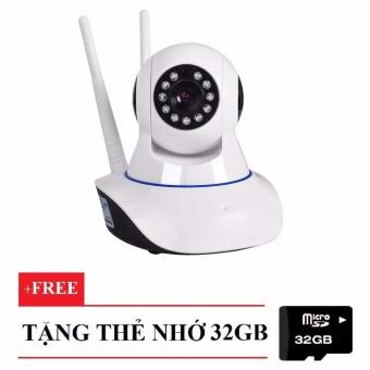 Camera IP Wifi Giám Sát Xoay 360 Độ PK11 Phân Giải 1.0PM Tặng Thẻ Nhớ 32GB - 10291065 , OE680ELAA3C5NBVNAMZ-5849972 , 224_OE680ELAA3C5NBVNAMZ-5849972 , 969230 , Camera-IP-Wifi-Giam-Sat-Xoay-360-Do-PK11-Phan-Giai-1.0PM-Tang-The-Nho-32GB-224_OE680ELAA3C5NBVNAMZ-5849972 , lazada.vn , Camera IP Wifi Giám Sát Xoay 360 Độ PK11 Phân