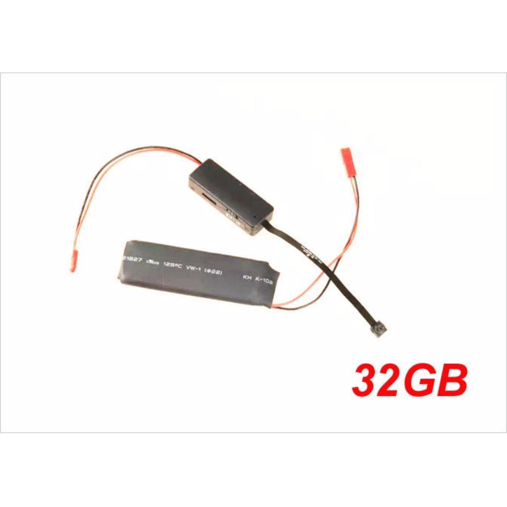 Camera IP Wifi giấu kín siêu nhỏ V99 HD