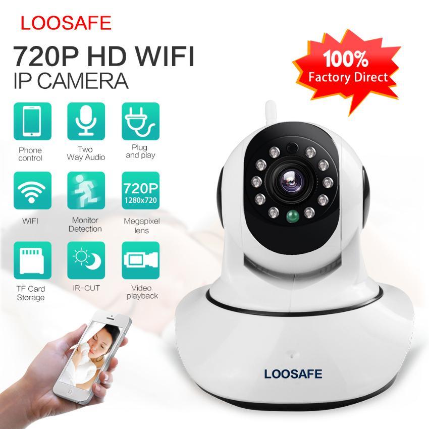 Nơi nào bán Camera IP wifi LS-F2