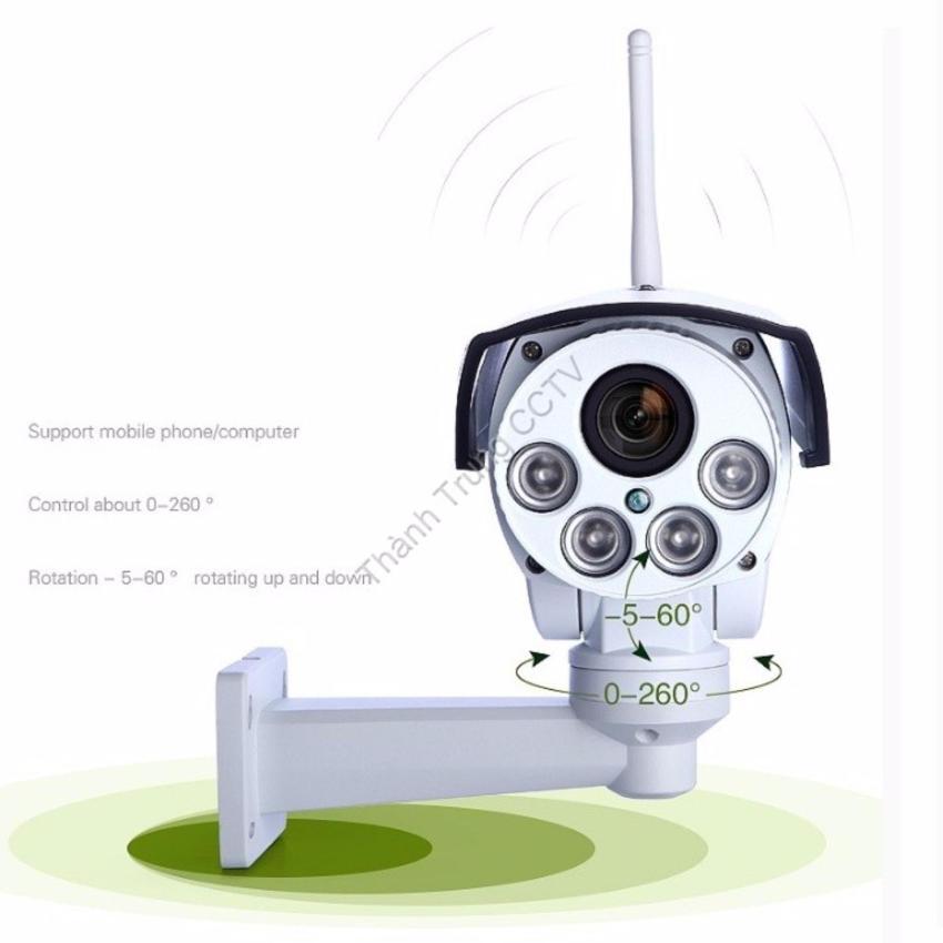 Camera IP Wifi PTZ Zoom 4X YS