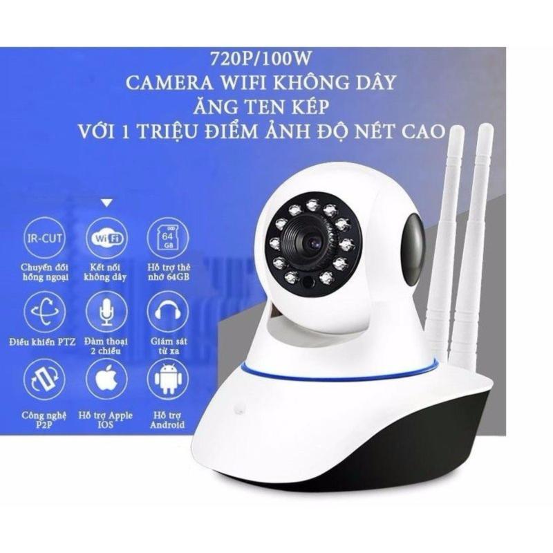 Camera IP/Wifi Yoosee 2 râu - Đàm thoại hai chiều