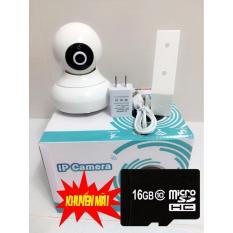 Camera không dây IP WIFI/3G CCS- link IPC909 tặng kèm thẻ nhớ 16Gb