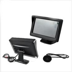 camera lùi hồng ngoại cho xe ô tô có màn hình hiển thị 4,3″ hàng cao cấp