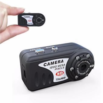 Camera mini Q5 siêu nhỏ gọn (1200 pixel, chế độ Night Vision quay đêm HD)