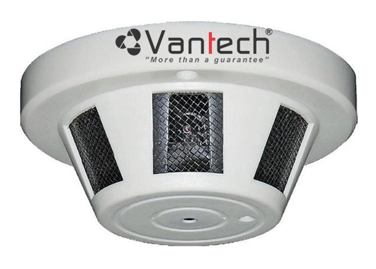 Camera ngụy trang cảm biến khói HD-TVI VANTECH VP-1005TVI