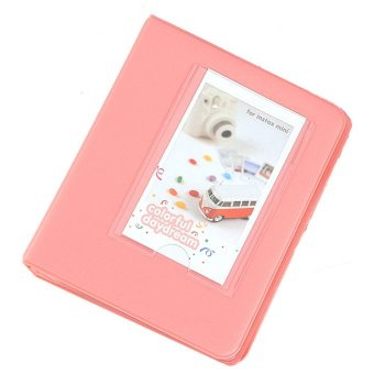Camera Photo Album for Instant Camera(Pink) - intl